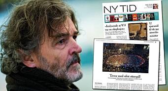 Debatten om Ny Tid handler ikke om konspirasjonsteorier, men om journalistisk metode