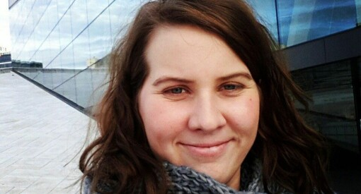 Jenny Dahl Bakken (27) forlater VOL.no - blir ny politisk journalist i Vårt Land