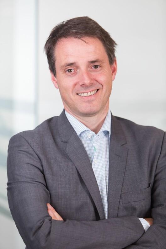 Ivar Horneland Kristensen er styreleder i Teknisk Ukeblad Media.
