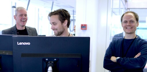 Nyhetssjefen i E24 blir journalist i Sarpsborg Arbeiderblad