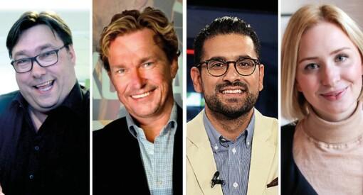 NRK støvsuger markedet for mediefolk og tilbyr dem topplønn: Dette tjener de nye lederne og profilene på Marienlyst