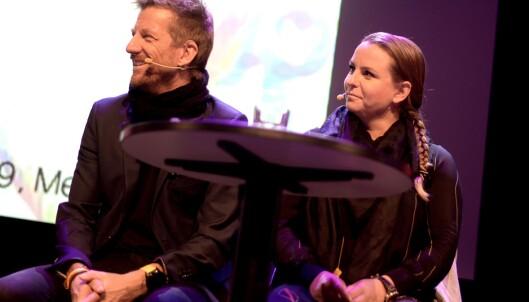 Pelle Stensson blir sjef for alle Dentsu Aegis-byråene i Norge, mens Maria Aas-Eng er blitt konsernsjef for Red-byråene.
