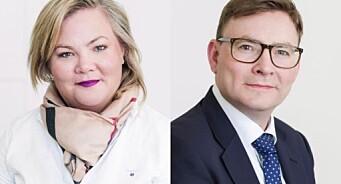 Byrået Rud Pedersen ansetter: Henter inn Ånen Ringard fra Legemiddelforeningen og Mari Berdal Djupvik fra Abelia