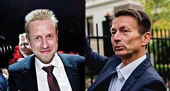Eks-redaktør og Ap-rådgiver Hans Kristian Amundsen reagerte på faktasjekker mot Støre - svarte med å kalle Faktisk.no «inn på teppet»