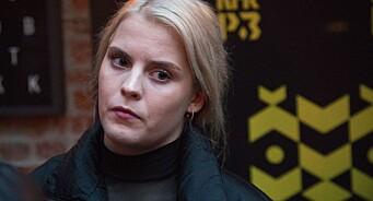 Det var åpenbart også for VGs reporter at Ulrikke Falch spøkte. Først da hun beklaget på Instagram, gjorde vi en nyhetssak av det