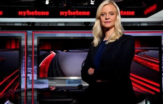 Karianne Solbrække, nyhetsredaktør i TV 2.