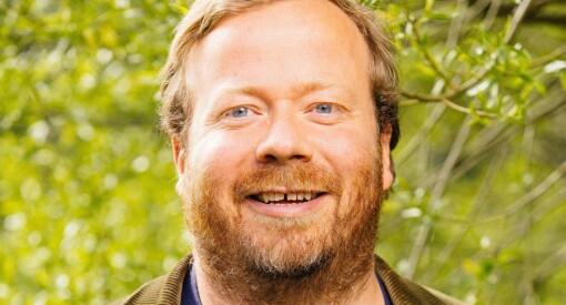 Journalist Ole Asbjørn Ness (43) forlater Finansavisen for å bli seniorrådgiver i Geelmuyden Kiese