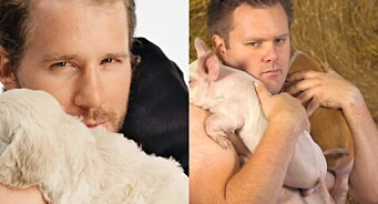 DNB brukte Kjetil Jansrud og valper - Andebu Sparebank brukte lokal teatermann og griser: Sjekk den hysteriske parodien