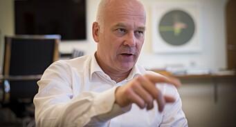 Stortinget tvinger Thor Gjermund Eriksen og NRK til å effektivisere: Frp truer med lisenskutt hvis de ikke leverer
