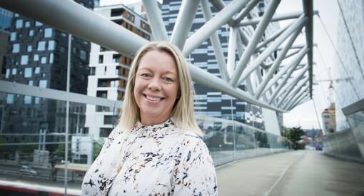 Ida Ellisif Knutsen forlater Discovery. Nå skal hun styrke i kommunikasjonsbyrået Apeland på historiefortelling