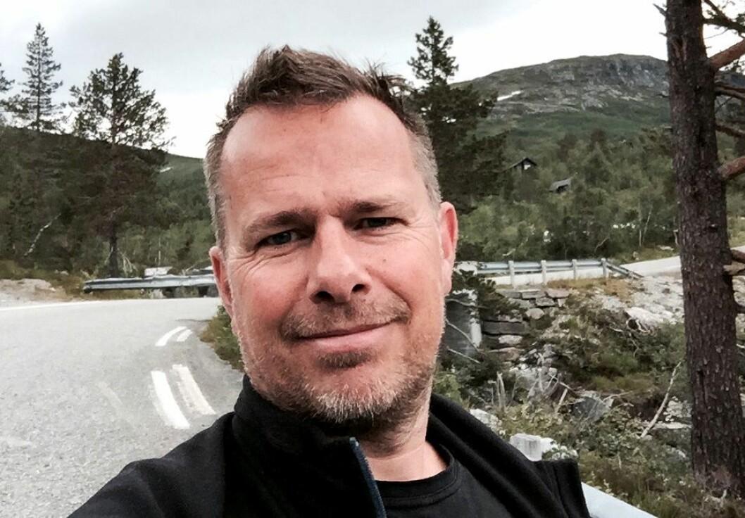 Øystein Hage er publisher for NHSTs norske sjømatpublikasjoner