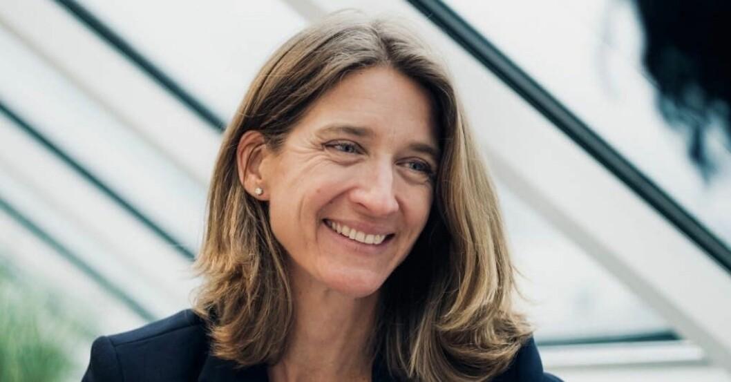 Anniken Haugen Jebsen, daglig leder i Zynk.