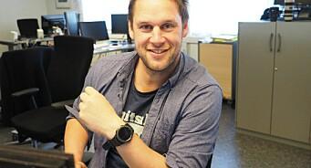 Anders Horne begynte å frilanse som 14-åring - nå slutter 40-åringen som nyhetsredaktør og forlater journalistikken