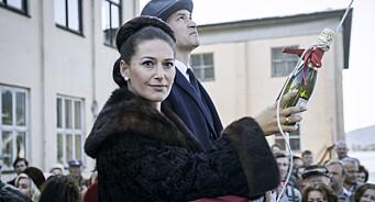 Nok en gang lager NRK «Norges dyreste dramaserie»: 96 millioner kroner vil historien om oljeeventyret koste