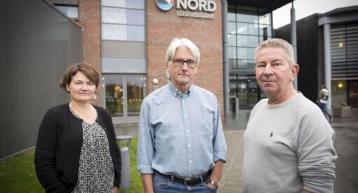 Nå spøker det igjen for journalistutdanninga i Bodø. Ledelsen ved Nord universitet har bestemt seg for å ikke ta opp nytt kull