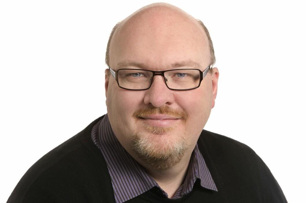 Jon Branæs i NRK.
