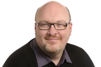 Radiosjef Jon Branæs i NRK.