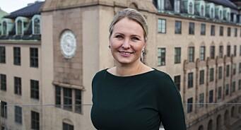 Fra Schibsted til Shifter: Aslaug Syvertsen blir kommersiell leder i den unge nettavisen