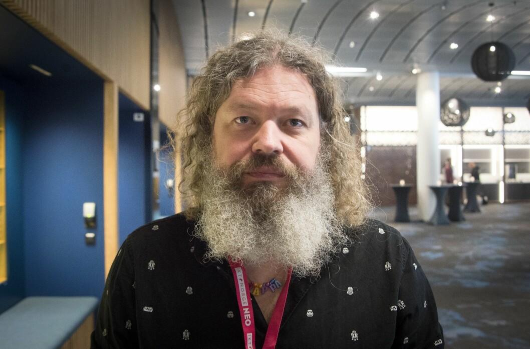 Torgeir Waterhouse, direktør for internett og nye medier i IKT Norge.