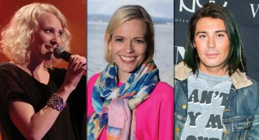 De som bryter tabuer: Ved å snakke om det tunge gjør Carina, Marthe og Erlend Elias livet litt lettere for mange andre