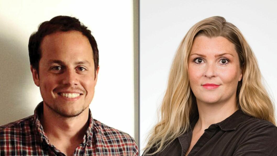 Erlend Fernandez Stedding og Ingvill Dybfest Dahl skal til Australia for VG.