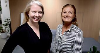 Mediekonferansen blir ikke bare hvite menn som pusher 40: Maren og Anette er årets «nye stemmer»