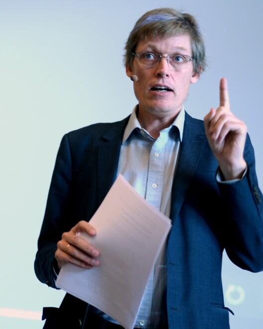 Jens Barland, førsteamanuensis ved NTNU.