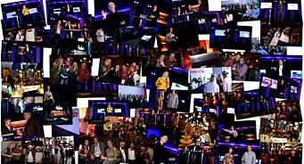 Mediekonferansen: 300 mennesker var samlet til fag og fest i Strømstad - se 125 bilder fra konferansen her!