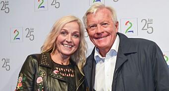 Fredag feiret TV 2 sine 25 første år med stor fest i Bergen for 600 ansatte og profiler. Se bildene fra den røde løperen