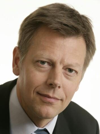 Olav Nyhus, juridisk direktør i NRK.