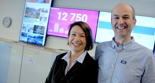 Da Budstikka startet med brukerbetaling, var målet 1000 nye abonnenter før nyttår. Det målet nådde de på bare tre uker