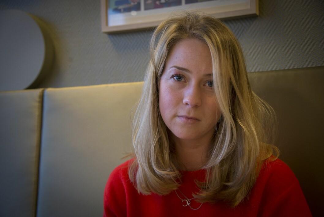 Journalist Ragnhild Ås Harbo forteller om at hun ble utsatt for et seksuelt overgrep av en kollega på reportasjetur.