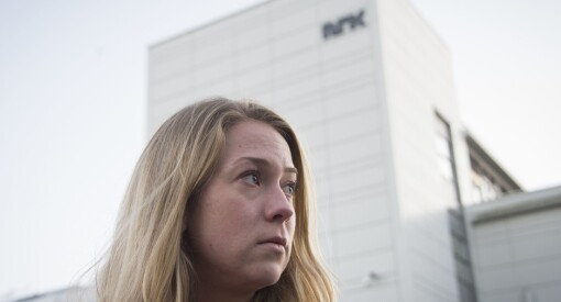 Ragnhild Ås Harbo har bestemt seg for å politianmelde journalist for overgrep etter hendelsen på hotellrommet