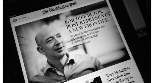 MediaPuls 196: Washington Post ber mediebransjen slutte å klage på Facebook og Google