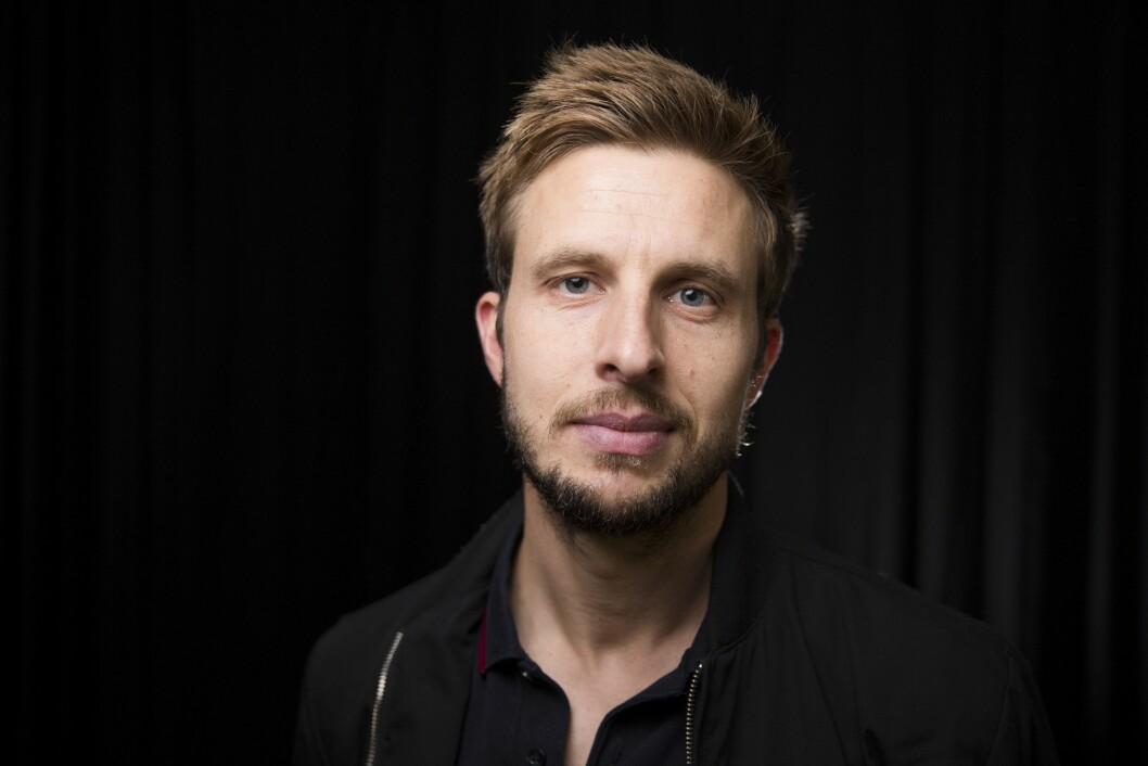 Skuespiller Anders Danielsen Lie.