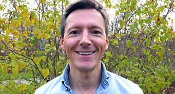 Jean-Yves Manum Gallardo til UNICEF Norge - skal lede kommunikasjonsarbeidet