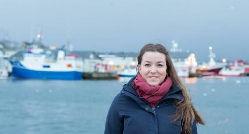 Fiskeribladet etablerer seg i Vesterålen igjen: Silje Helene Nilsen (29) er ansatt som journalist og skal jobbe fra kaikanten på Myre