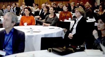 TV: Følg høstmøtet i Norsk Redaktørforening fra Bergen her - og se hvilke 125 medieledere som er på plass