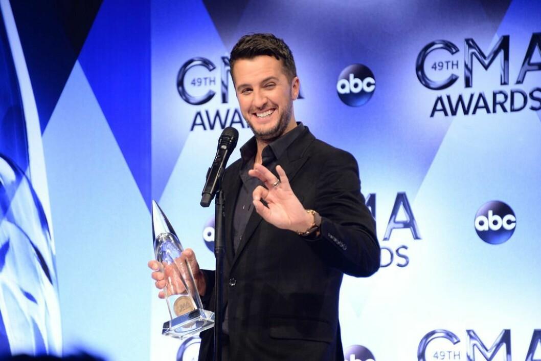 Country Music Awards nekter journalister fra å stille spørsmål om blant annet Las Vegas-tragedien. Arkivfoto fra en tidligere CMA-utdeling.