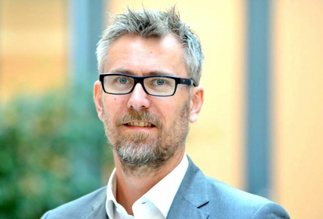 Onar Aanestad, kommunikasjonsdirektør i Difi.