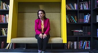 - Kvinners historie fra krigen har en ekstra verdi, mener Abeer Saady. Derfor ruster hun kvinnelige journalister til å dekke konflikter