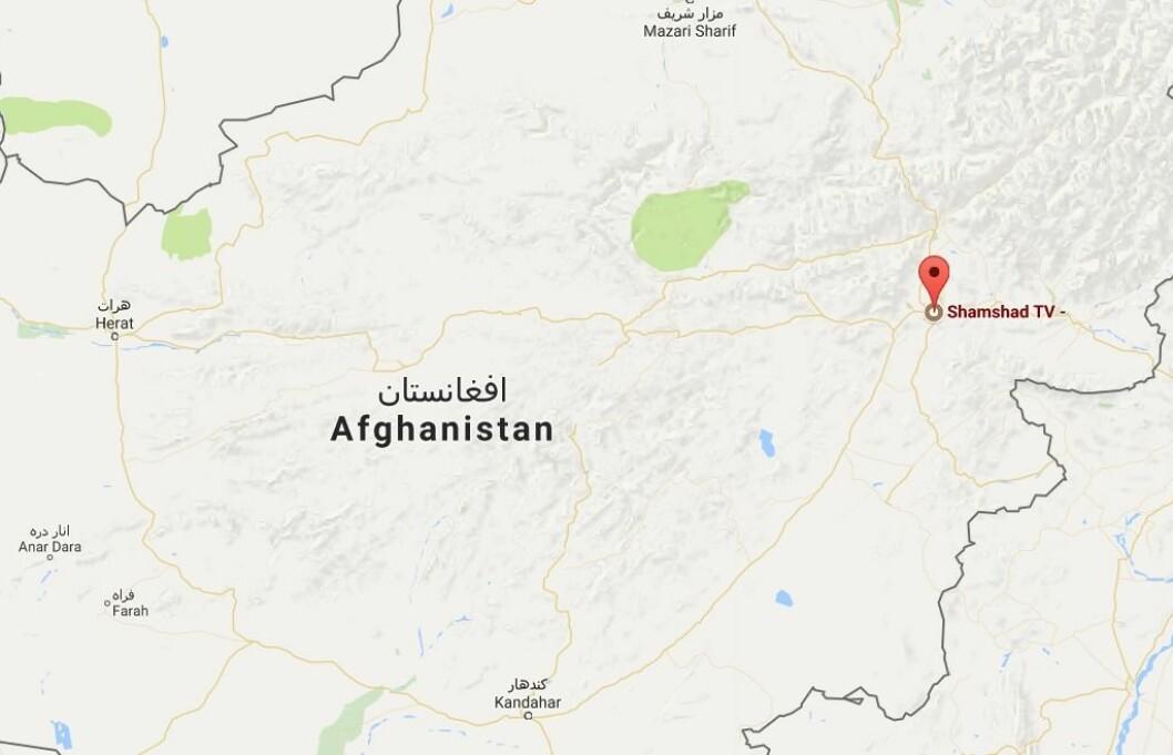 Væpnede menn iført politiuniform stormet tirsdag en privateid TV-stasjon i Afghanistans hovedstad Kabul. IS hevder å ha stått bak.