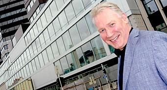 Samme dag som det er åpningsfest i Bergen, blir det kjent at Media City-sjef Svein Ove Søreide slutter i jobben