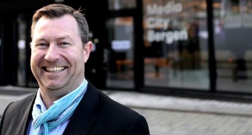 BA: Anders Nyland (42) bytter beite - går fra Geelmuyden Kiese til å bli leder i Bergen reiselivslag