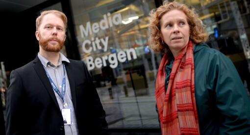 Geelmuyden Kiese får ingen varm velkomst til Media City Bergen: Pressen vil ikke at PR-byrå skal profitere på kantinepraten