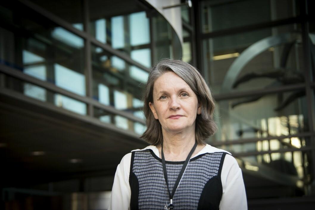 Hanne Skartveit var fungerende VG-redaktør da terroren rammet Norge 22. juli 2011.