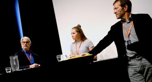Du vil ikke tro hvordan journalistlærerne fra Bodø møter betimelig kritikk: Med absurd og patetisk sutring