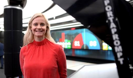 Nyhetsredaktør Karianne Solbrække.