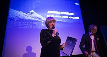 NRKs helaften med magisk nordlys ga nordnorsk videopris til Harald, Bernt og Tor Even