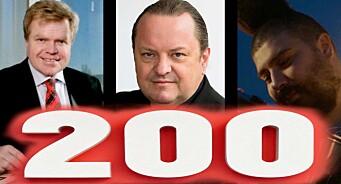 MediaPuls 200: Mediehusene scorer dårlig på innovasjon og mangfold. Og det handler ikke bare om kvinner, mener Arne Krumsvik